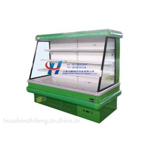 供应制造商长期供应新款矮式立式水果蔬菜保鲜展示柜冷藏柜