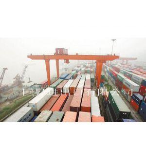 中港进口物流服务,进口报关服务,香港进口仓储服务