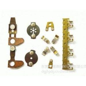 供应东莞长安专业承接银触点焊加工
