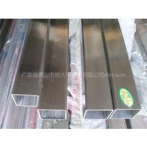 供应砂光——304不锈钢方管80*80*3..0