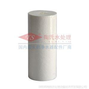 供应厂家直销10寸大胖滤芯 熔喷滤芯 PP棉滤芯 净水器滤芯批发