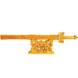 供应桃木剑--福寿剑