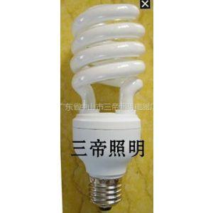 供应三基色螺旋节能灯