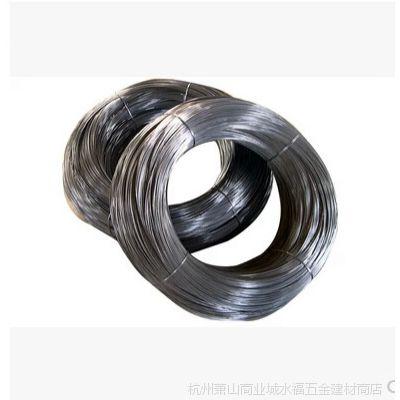 电工专用穿线钢丝1.6mm  穿线钢丝 硬钢丝单股电工黑钢丝
