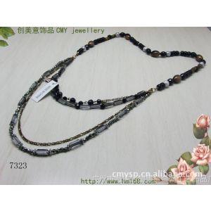 供应潮流时尚韩版服饰搭配项饰长链系列、串链项链、服装配饰
