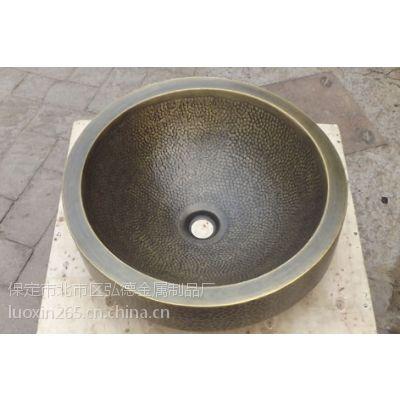 铜盆,传统纯手工铜盆,1273-SCT