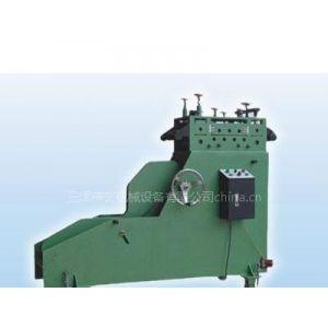 供应五金冲压厂用CL材料矫正机整平器