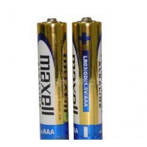供应MAXELL电池总代理供应日本日立万胜AAA碱性电池