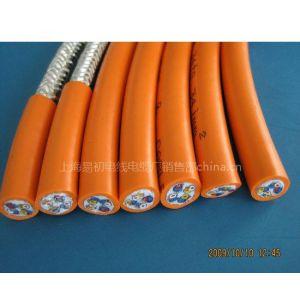 供应屏蔽拖链电缆EKM71373 6*0.3平方