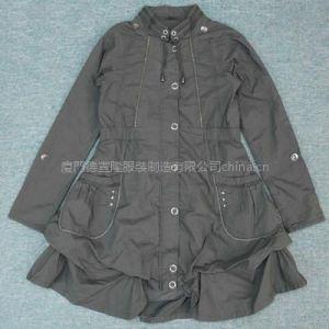 供应全棉歐式女裝連衣裙