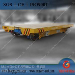 供应轨道平板运输车 直流电动平车 重载电动推车 智能遥控轨道台车