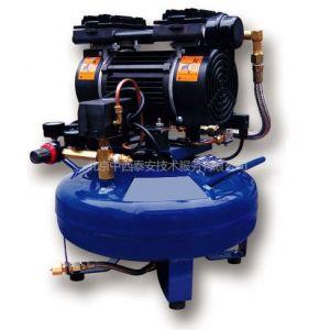 供应牙科无油空气压缩机(1拖1) 型号:CKA36YJ6库号:M307626