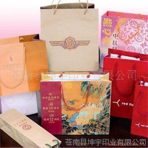 供应手提袋,礼品购物袋,白卡纸袋