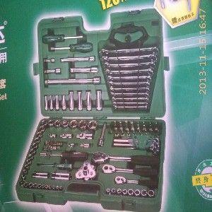 供应世达9014A款【亿成汽保】维修工具套装120 1件
