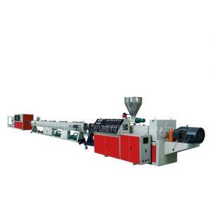 供应现货供应PVC管材生产线/高速混合机/双螺杆挤出机