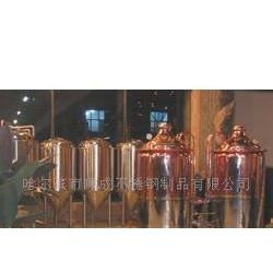 强烈推荐——顺成(龙德)150L啤酒设备