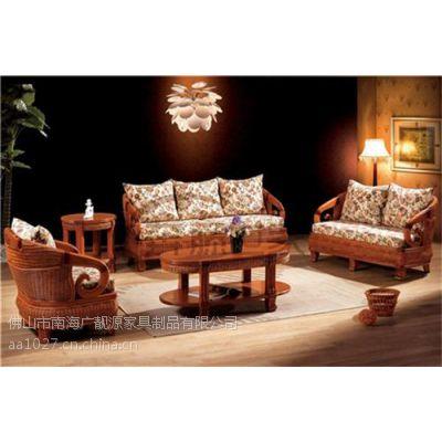 供应藤沙发模型、藤沙发图片、藤沙发家具