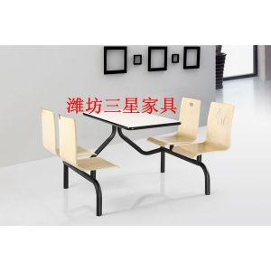 供应滨州快餐桌,餐桌椅,滨州快餐桌椅