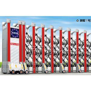 供应供应优质蚌埠电动伸缩门1套起批发价