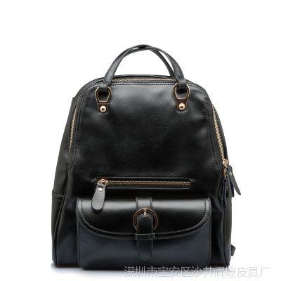 供应女包品牌一件代发免费代理ZARA包包欧美复古潮双肩背包旅行女包