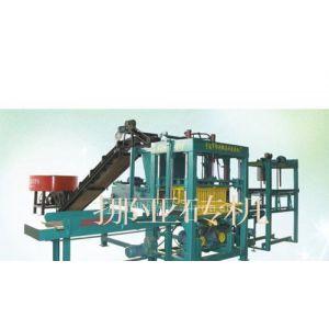 供应宁波挪亚砖机|4-10半自动砌块成型机|小资办厂