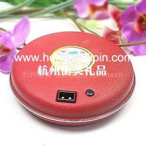 供应杭州衡美礼品公司暖手宝暖手饼热水袋暖手鼠标垫促销礼品定制定做订购