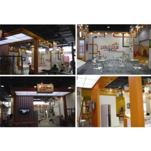 供应展览设计制作 展位搭建 特装制作 展柜制作