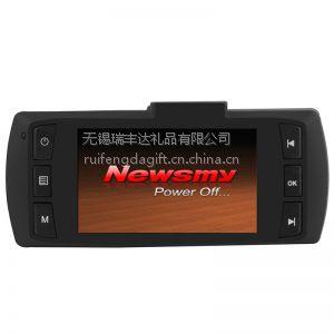 供应纽曼 行车记录仪 X77超强夜视 高清1080P 大广角 停车监控记录仪 黑色/蓝色 X77官方标配