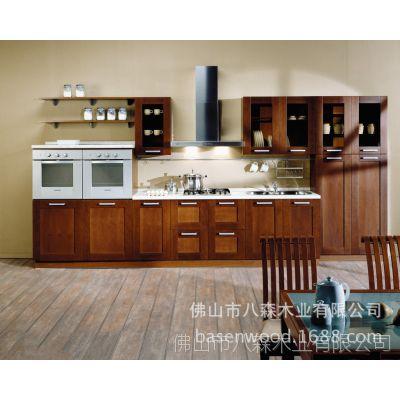 专生产厂家供应厨房专用板式家具橱柜 板式橱柜 各种柜类板式家具