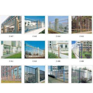 供应南京热镀锌喷塑护栏围栏 铝合金护栏 南京厂区护栏围栏 南京小区护栏围栏 订制安装