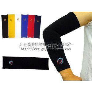 供应广州组合运动护具加工厂订做批发锦纶手肘、护具