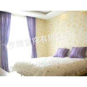 供应在优雅的格调中纺织生活 窗帘布艺加盟