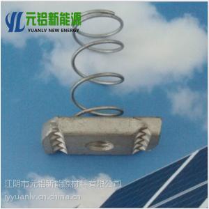供应Q235碳钢弹簧螺母