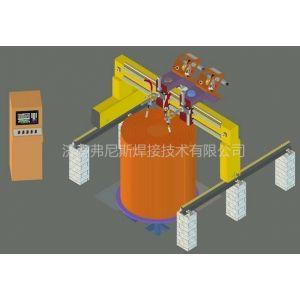 弗尼斯螺旋板换热器数控焊接专机2000S
