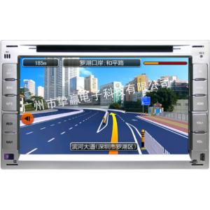 供应现代新领驭专车专用DVD导航 新领驭车载GPS导航仪 现代导航一体机