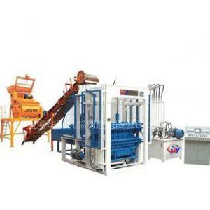 供应QT4-25型水泥砌块成型机
