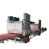 供应新凯德不锈钢磨砂拉丝生产线丨油墨磨砂拉丝机
