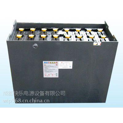 供应长寿命高能量的火炬牌杭叉叉车蓄电池24-4PZS400