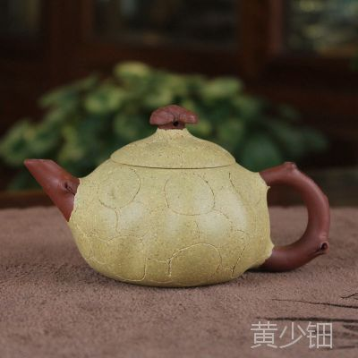 宜兴紫砂壶茶壶批发 供春壶小直嘴150毫升礼品茶具套装 全店混批