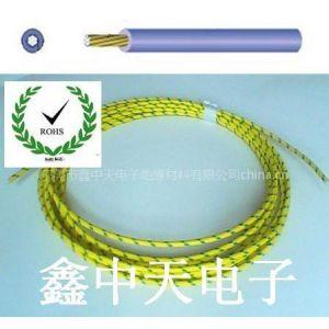 供应UL3122硅胶编织电线,UL3122电线