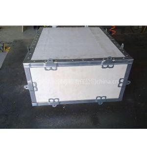 供应定做包装箱胶合板木箱出口免熏蒸木箱机械设备箱方便拆装