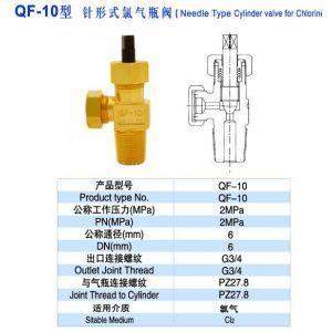 供应QF-10氯气瓶阀