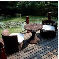 供应编藤桌椅MZS-384 上海铭之晟家具,户外家具品牌