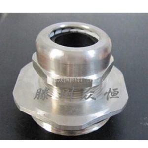 供应生产销售铜镀镍电缆接头,防水接头,格兰接头