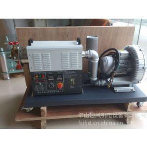 佛山捷风机电设备供应工业循环型热风机、耐高温风机、便携式小型热风机等烘干设备