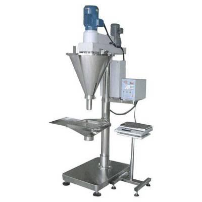 供应小型粉剂定量灌装机 粉剂灌装机、粉末充填机、粉体分装机 酵母粉面粉灌装机