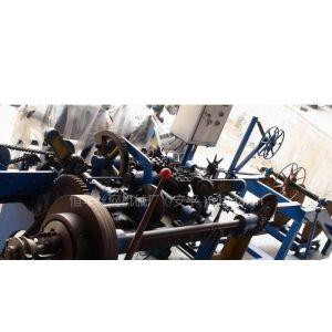 供应恒丰厂家供应单股刺绳机,单根刺丝机,铁丝网设备
