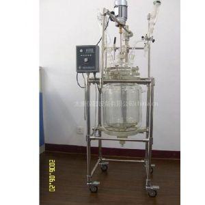 供应西安仪贝尔TFD-1L-100L双层玻璃反应釜
