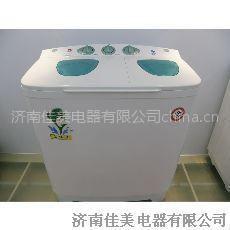 供应小鸭紫光杀菌型双缸半自动洗衣机