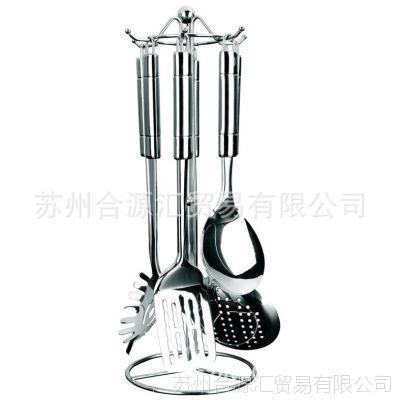 低价供应爱仕达TG-07雅致家庭7件套高档不锈钢勺铲捞江苏优秀代理